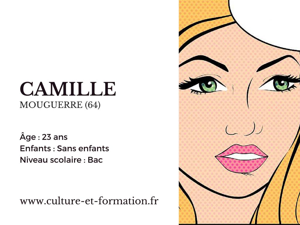 Camille avis